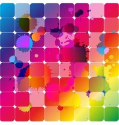 Rainbow forms color vector