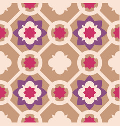 Tile decorative floor tiles pattern vector