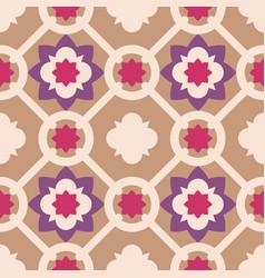Tile decorative floor tiles pattern vector