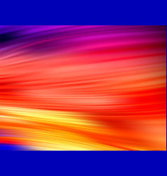 color flow liquid wavesabstract background low vector image