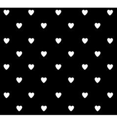 Heart polka vector
