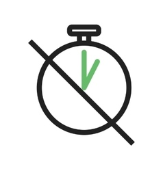 Timer Off vector