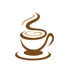 Coffee icon logo template icon design vector
