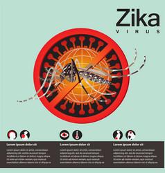 Zika virus vector