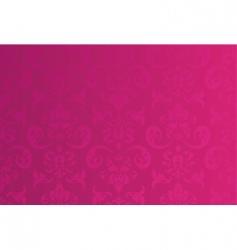 flower wallpaper vector image