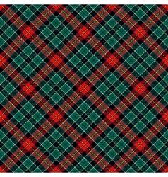 Textured tartan plaid vector image