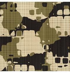 print pattern vector image vector image
