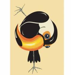 Flexible toucan vector