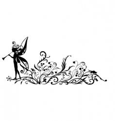 Fairy tale vector