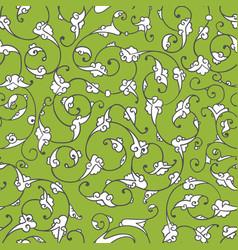 Rumi iznik seamless pattern vector