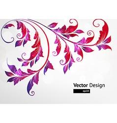 Urban Spring Design vector image