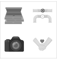 Business trade industry and other web icon in vector