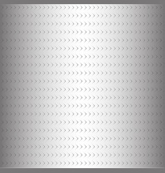 gradient arrow background vector image