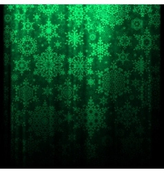 Green christmas background eps 10 vector
