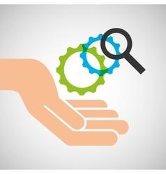 Hand optimization technology progress vector