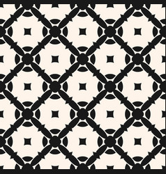 seamless geometric ornament in oriental style vector image