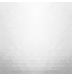 Geometric mosaic background gray concept vector image