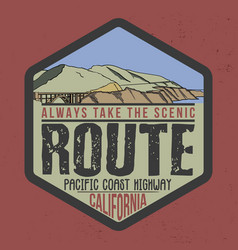 Slogan western road tripper style t-shirt design vector