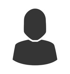 profile avatar social user person icon vector image