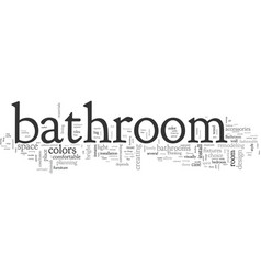 Bathroom from over the moon part one vector