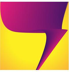wave shape modern gradient vector image