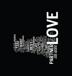 Your in love so now what text background word vector