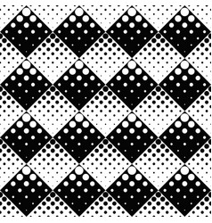 abstract monochrome geometrical seamless dot vector image