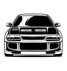 Car 32 vector