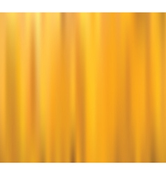 Gold cloth Golden satin Yellow background vector