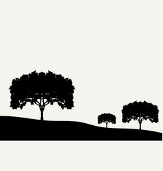 Hand drawn minimalistic creative artwork vector