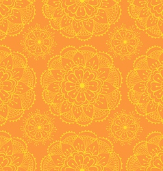 Sari pattern vector