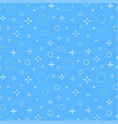 memphis seamless pattern fashion style 80-90s vector image vector image