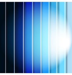Abstract Blue Background With Line vector image vector image