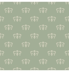 Wallpaper vintage style vector image