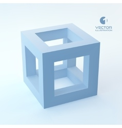 3D vector image