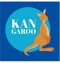 Australia animals relate vector