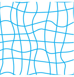 blue seine seamless pattern vector image vector image