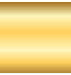 Gold texture seamless pattern horizontal vector image vector image