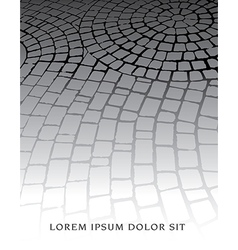 Cobble Stones vector image