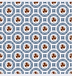 pattern 0043 2 japanese symbol vector image