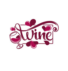 Young wine red wine splash wave and drops vector