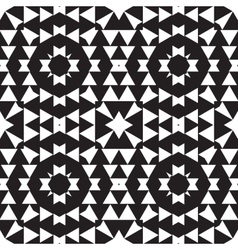 Universal different geometric seamless patterns vector image vector image