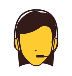 Call center agent character vector
