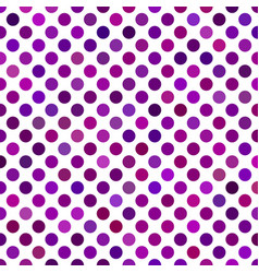 Colored dot pattern background - vector