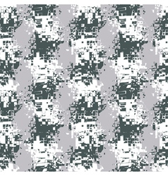 Geometric jumble pattern vector