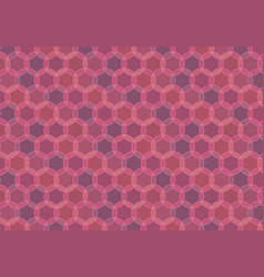 Maroon looped seamless pattern vector
