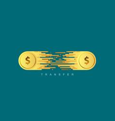 Money transfer vector