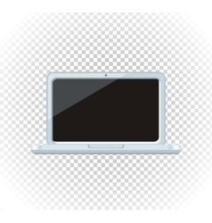 Sale of Household Appliances Laptop vector
