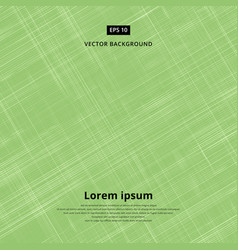 Texture background green fabric vector