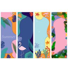 background designs for summer sale vector image